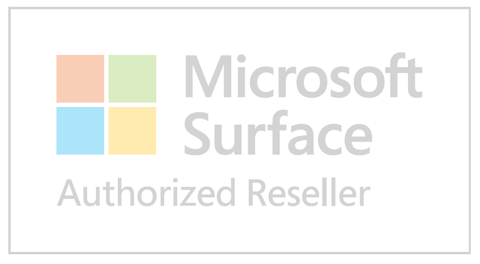 surface Partner grau